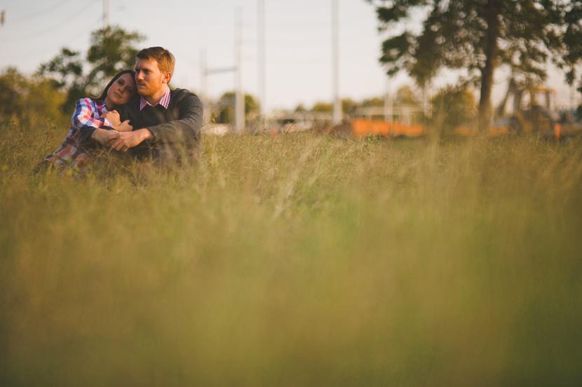 Malverde engagement photos // Elissa R Photography