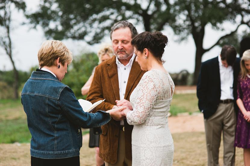 Kyle TX elopement photos // Elissa R Photography