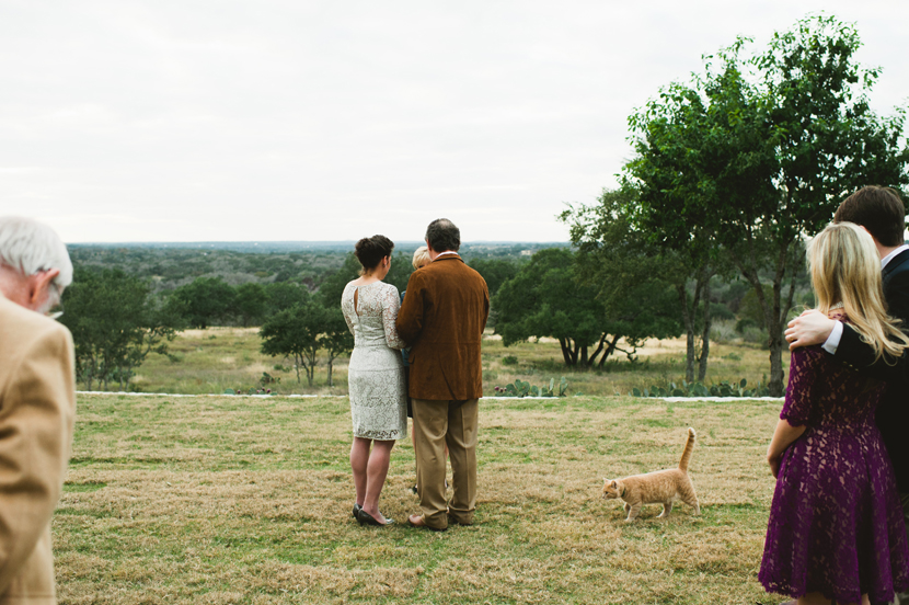 Cat people getting married // Elissa R Photography