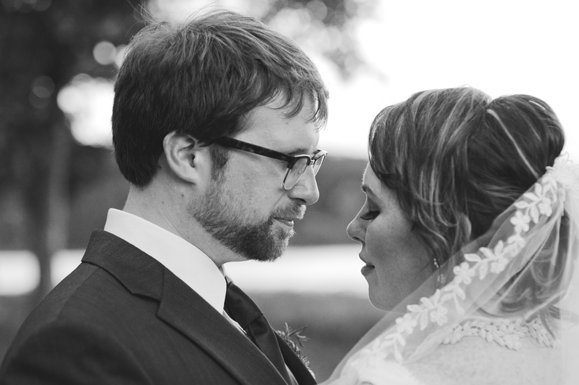 Gorgeous black and white portraits // Elissa R Photography