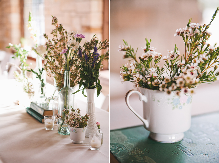 Beautiful wedding styling by Jennifer Laura Designs // photographed by Elissa R Photography