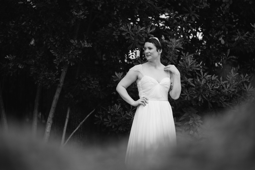 Artistic Austin bridal portraits // Elissa R Photography