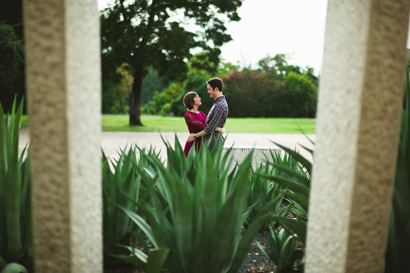 Layered composition Austin engagements // Elissa R Photography