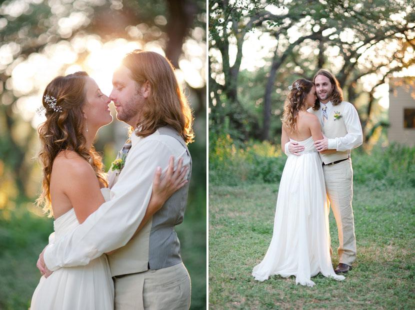 Mercury Hall wedding portraits // Elissa R Photography