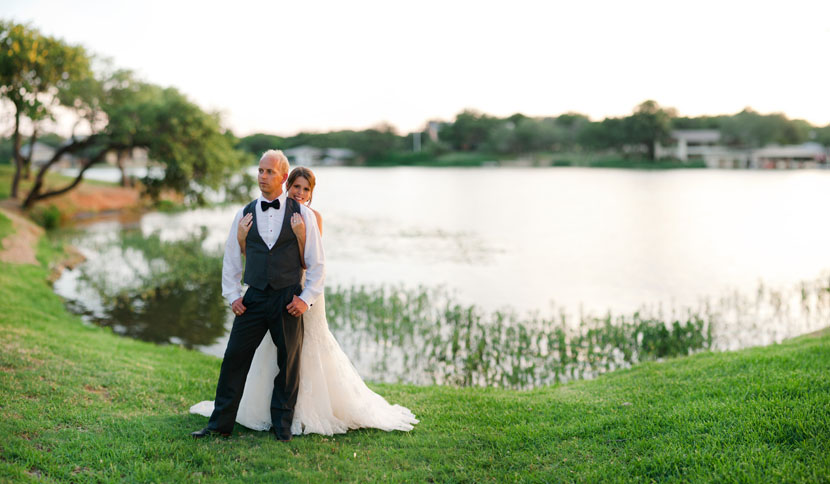 Horseshoe Bay wedding photos // Elissa R Photography
