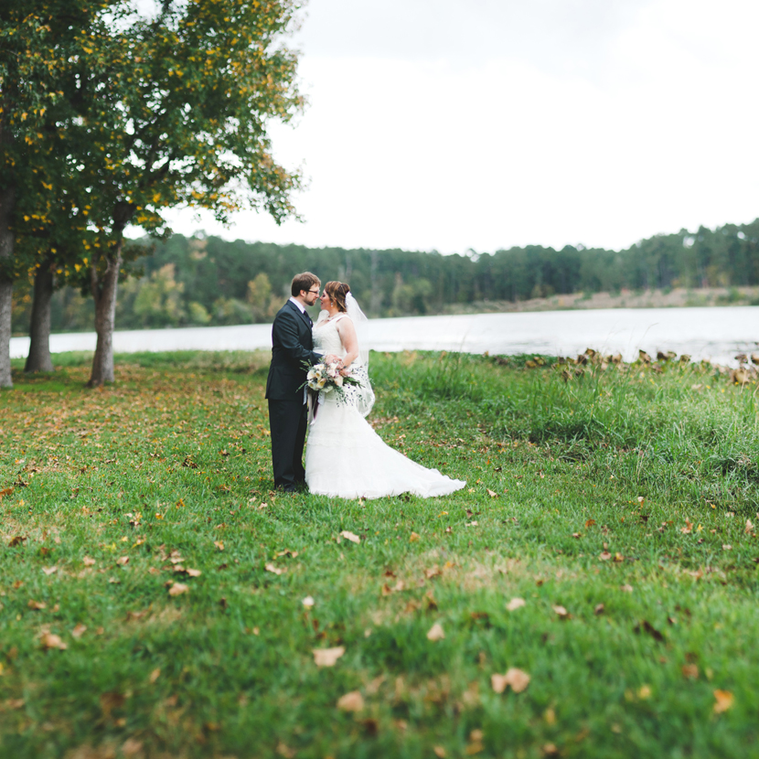Huntsville State Park wedding // Elissa R Photography