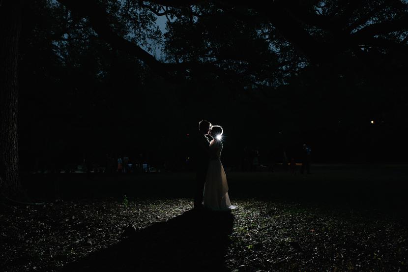 Artistic Austin wedding photos // Elissa R Photography