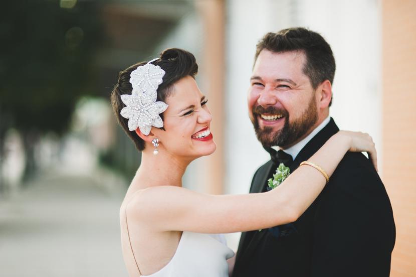 Downtown Austin wedding // Elissa R Photography