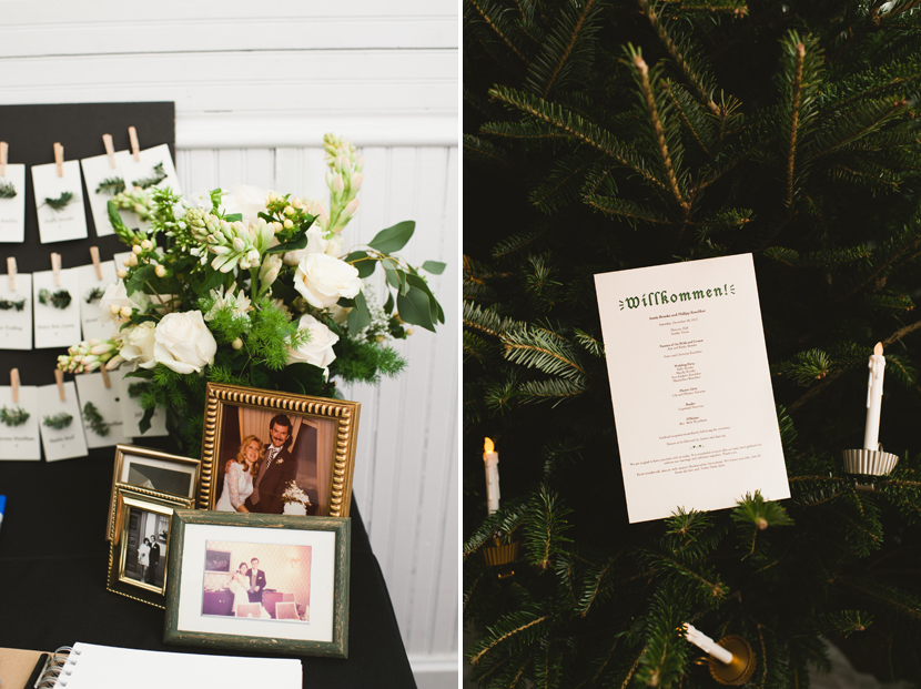 German American wedding Austin // Elissa R Photography