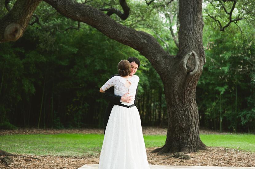 Mercury Hall wedding pictures // Elissa R Photography