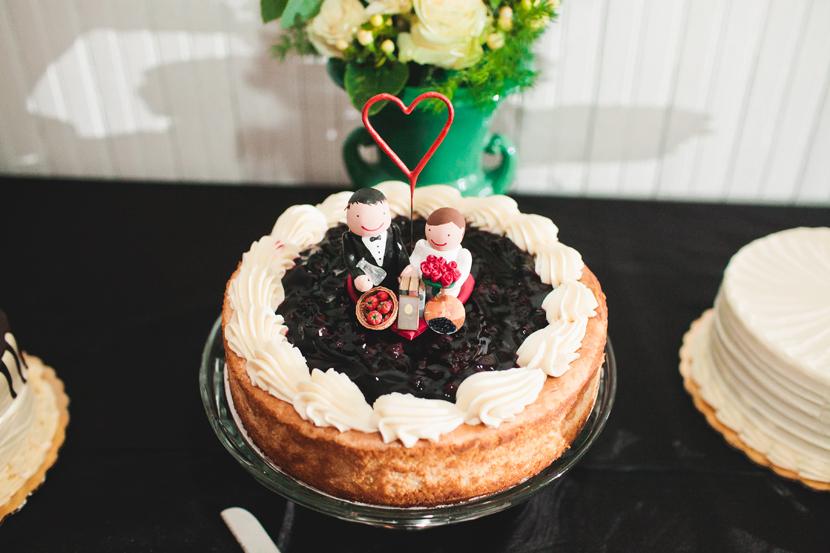 Capital City Bakery Austin wedding treats // Elissa R Photography