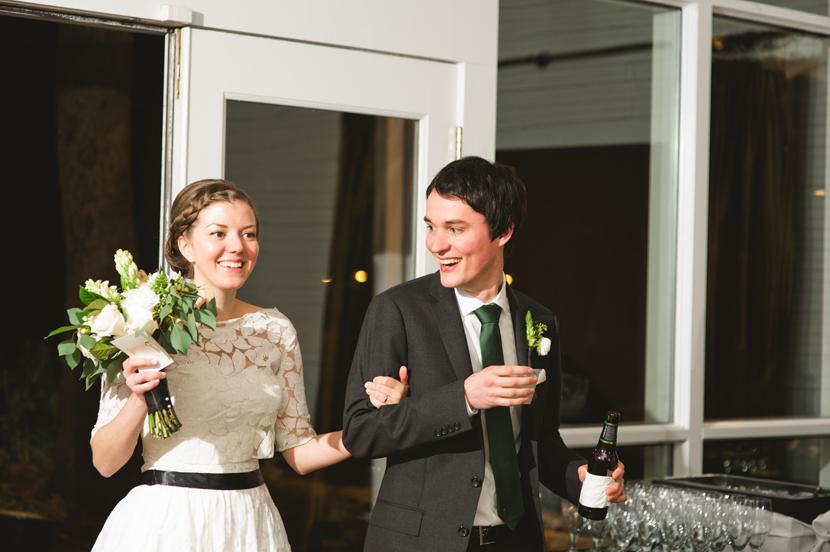 Vegan wedding in Texas // Elissa R Photography