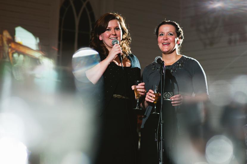 Mercury Hall wedding photos // Elissa R Photography