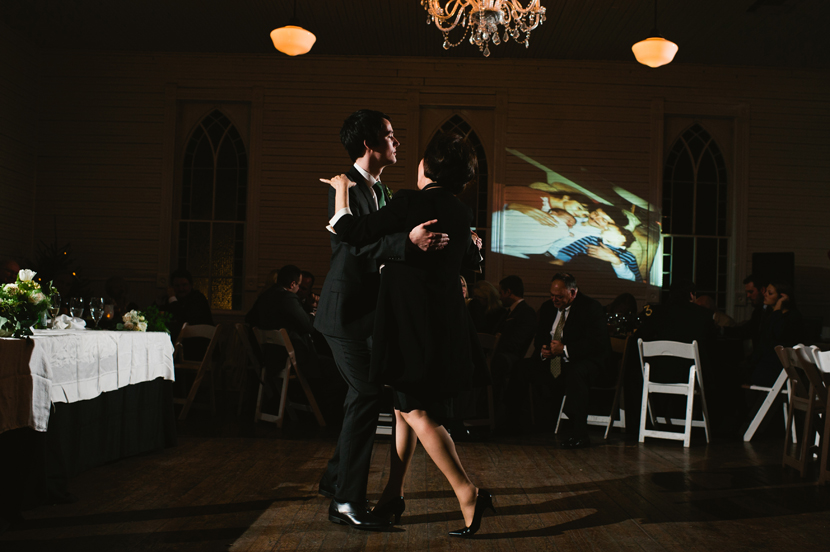 Mother son dance at Mercury Hall by Austin wedding photographer // Elissa R Photography