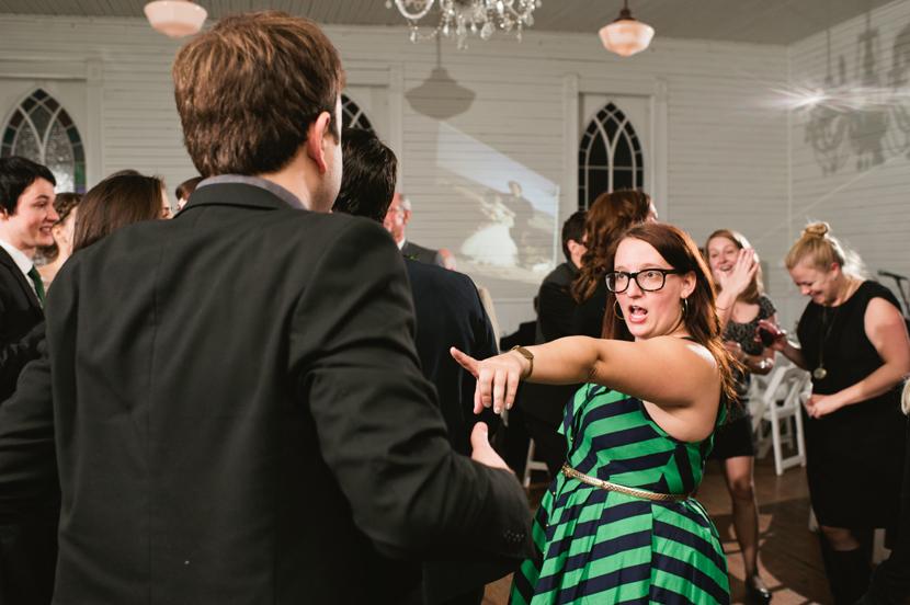Mercury Hall reception photos // Elissa R Photography