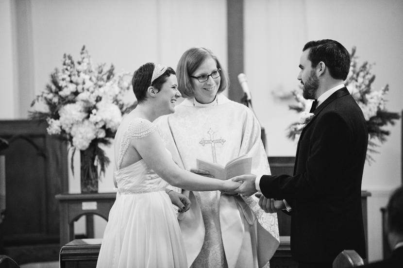 Great wedding moments // Elissa R Photography