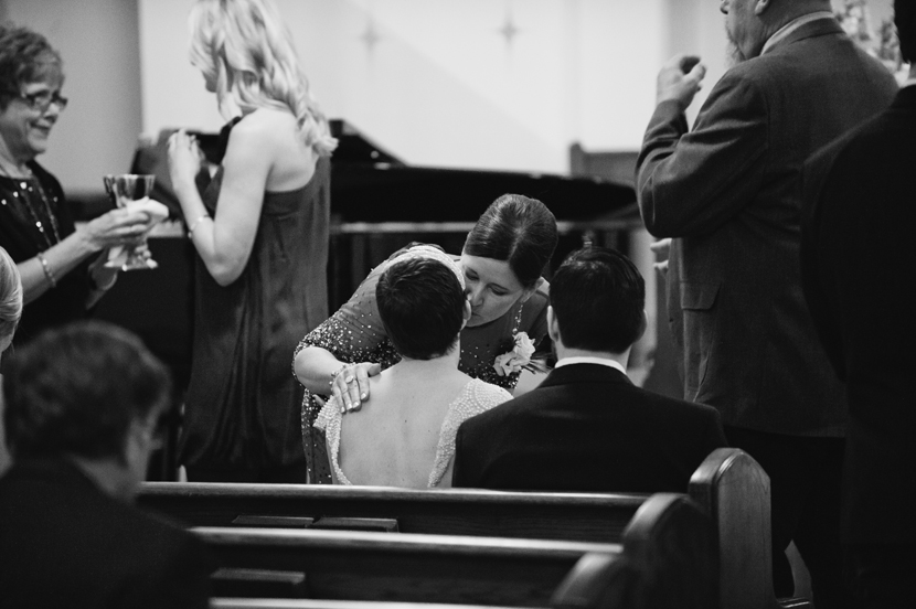 Great mother daughter wedding moments // Elissa R Photography