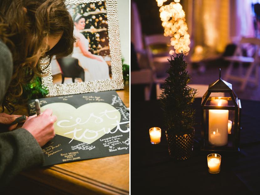 New Years Eve wedding Austin // Elissa R Photography