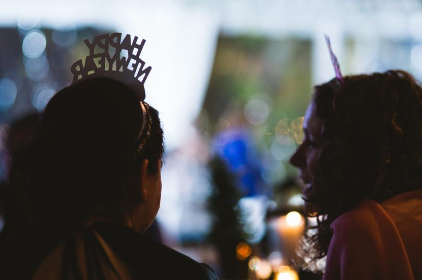 Night wedding photos // Elissa R Photography