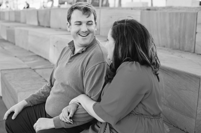 Mueller Park engagement session