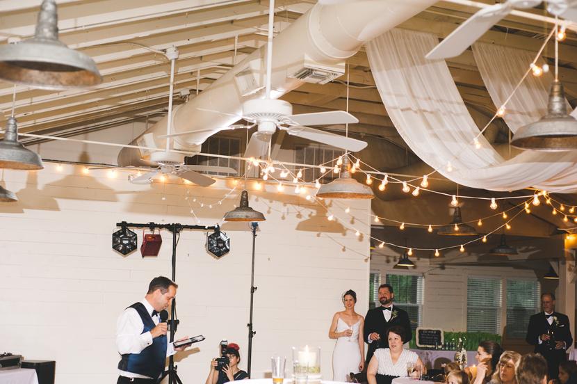 creeping wedding photographer
