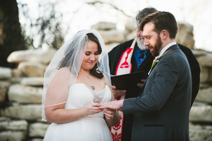 Outdoor Austin wedding ceremonies