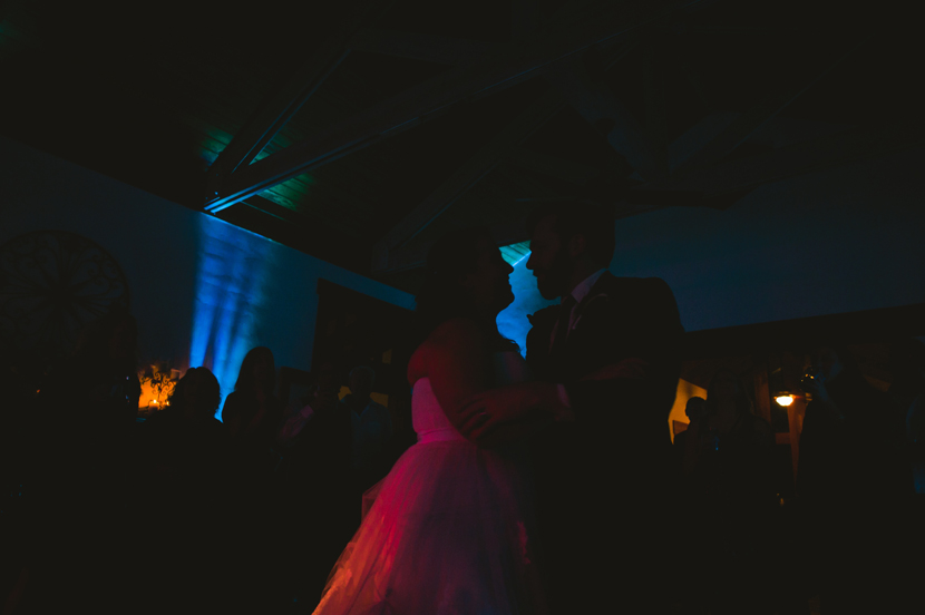 Artistic wedding photos