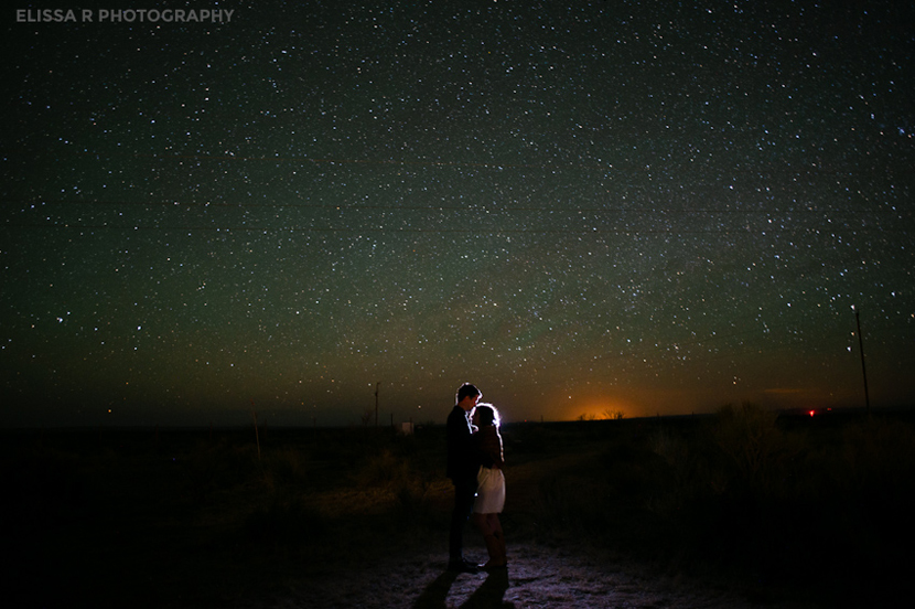 Marfa constellation photo
