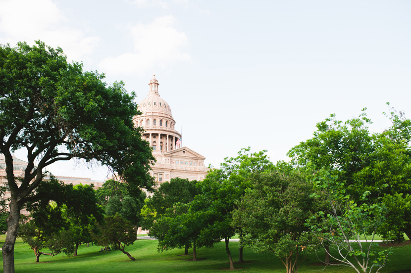 austin capitol building and grounds