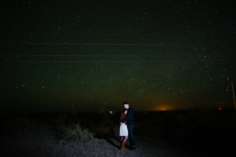 Astrophotography Wedding Photography