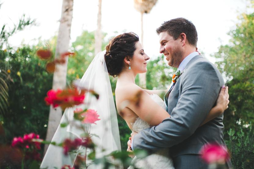 rose garden Houston wedding