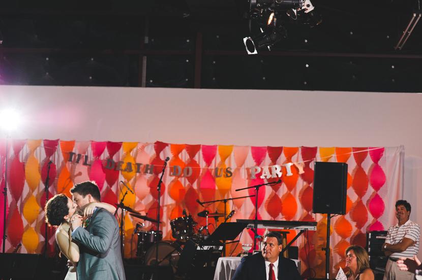 Modern Fiesta wedding theme