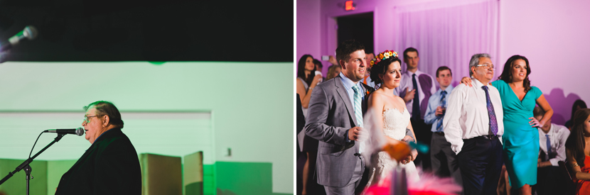offbeat Austin wedding photos