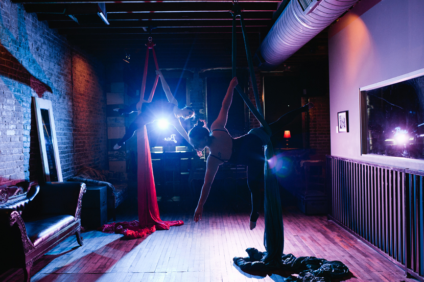 barringer aerialists
