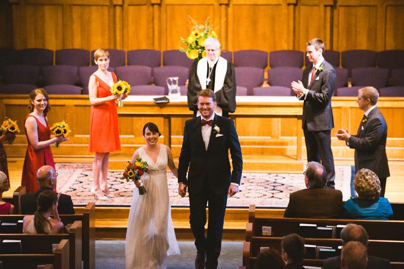 laid-back austin weddings