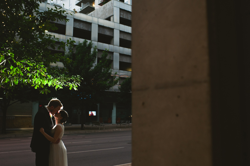 artistic downtown austin wedding photographer