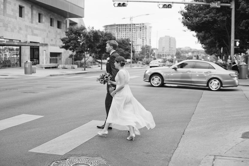 downtown austin wedding