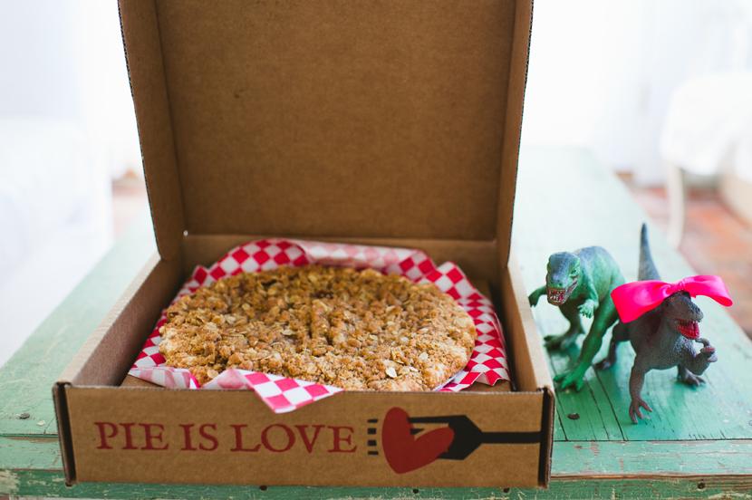 Pie is love
