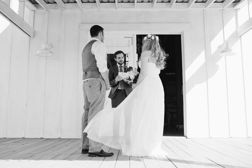 Pearl Barn wedding