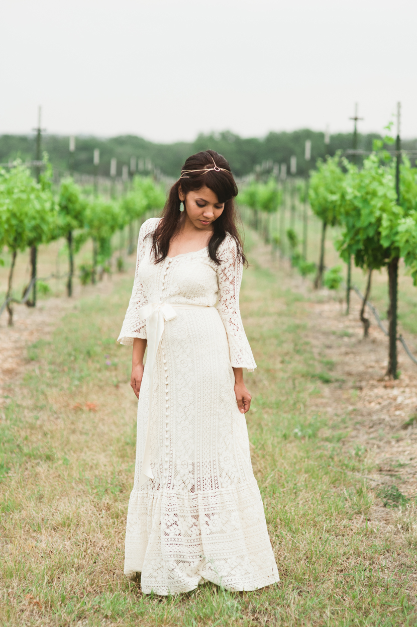 duchman family winery wedding portraits