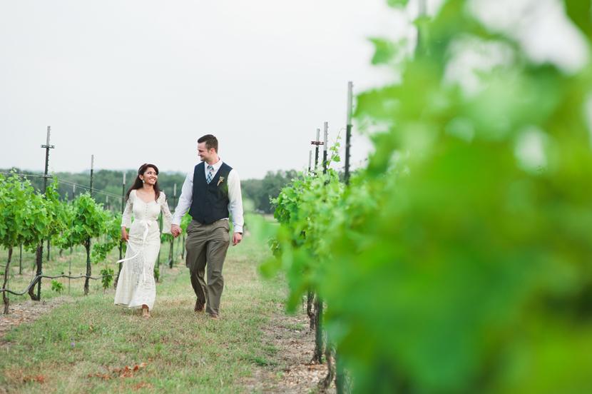 bride groom at trattoria lisina
