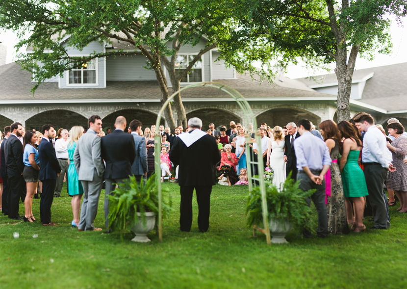 texas backyard weddings