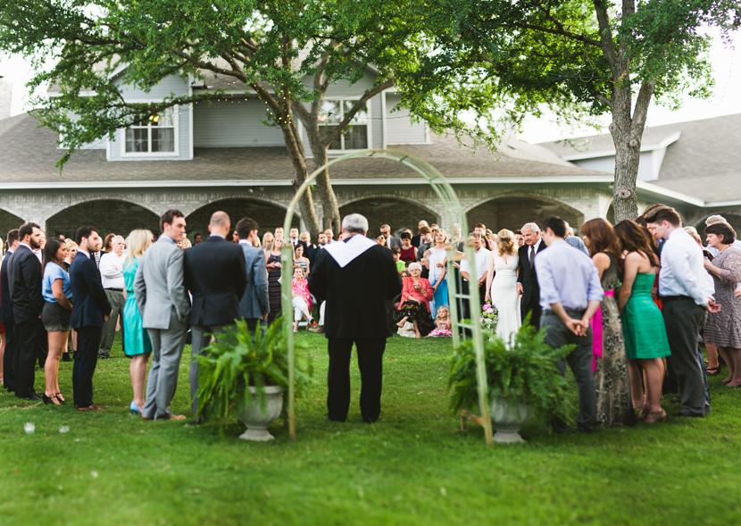 texas backyard weddings