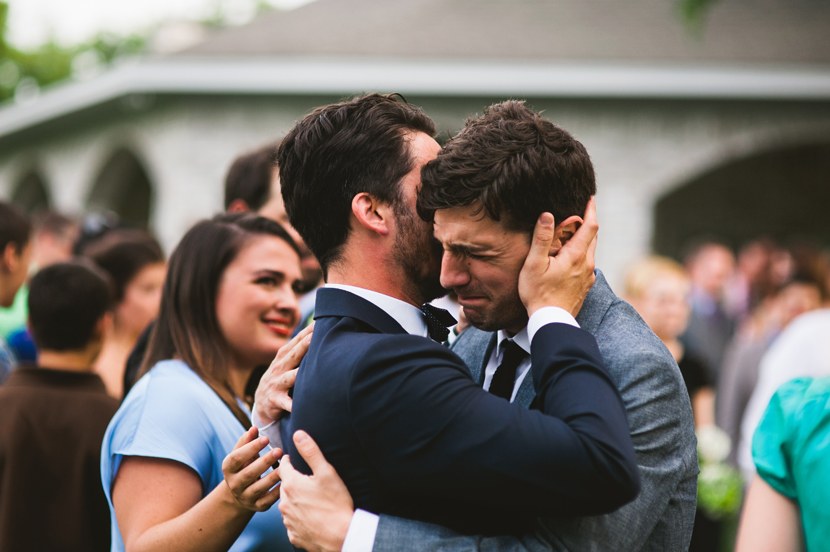 heartfelt wedding ceremony moments