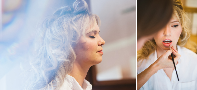 creative bridal pictures