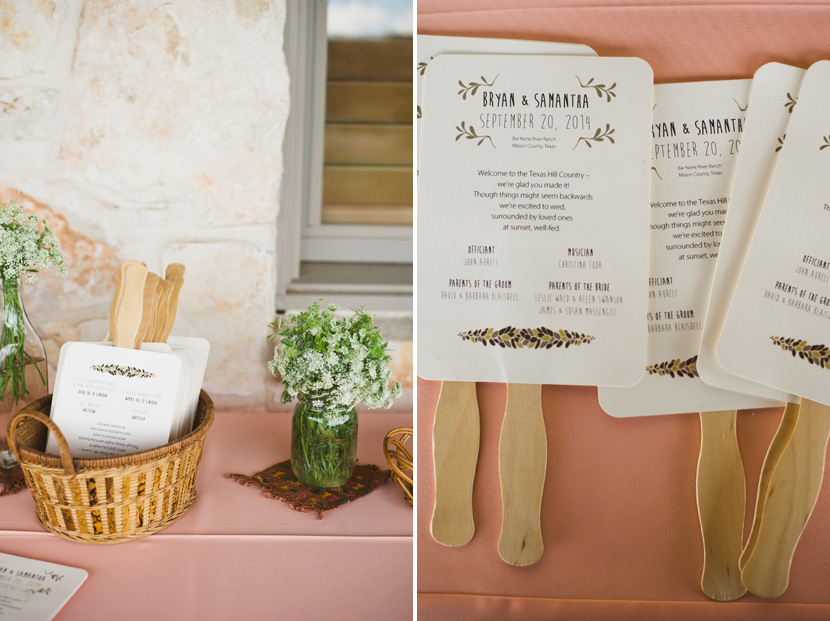 diy texas wedding