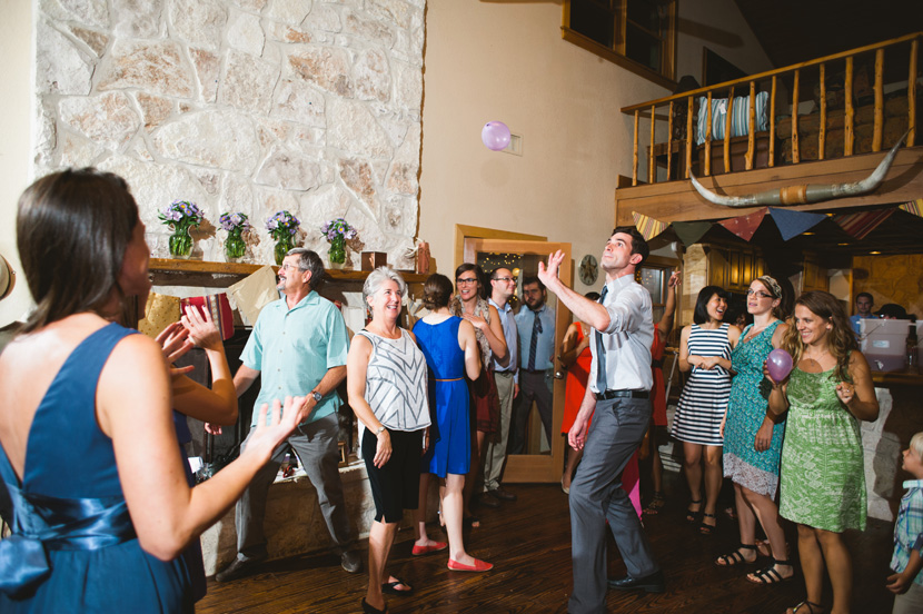 intimate texas ranch wedding