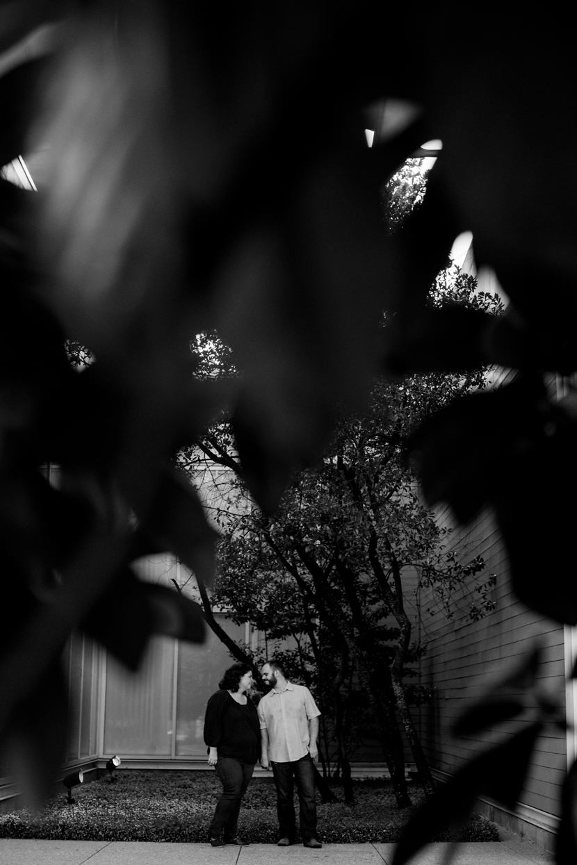moody wedding photos