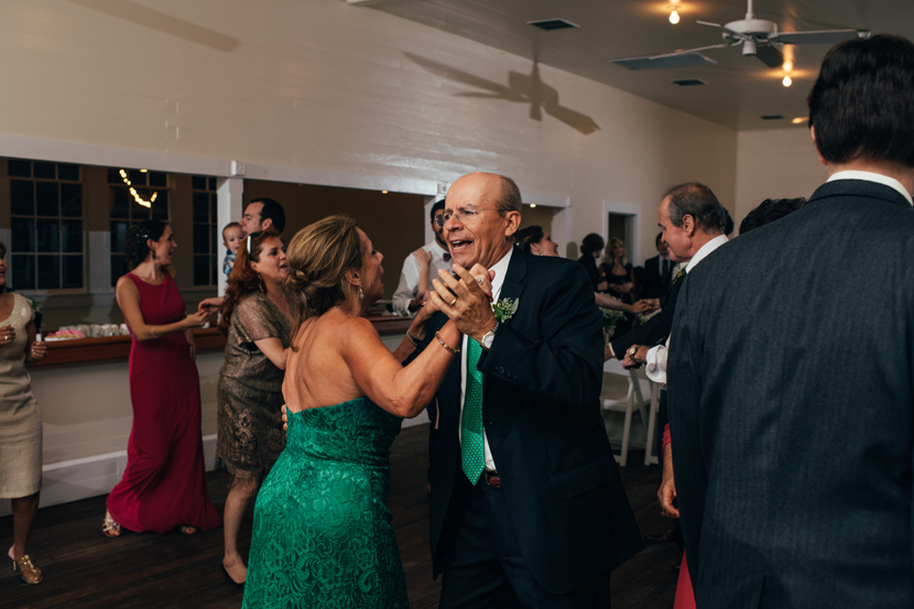 how to have fun at a wedding reception