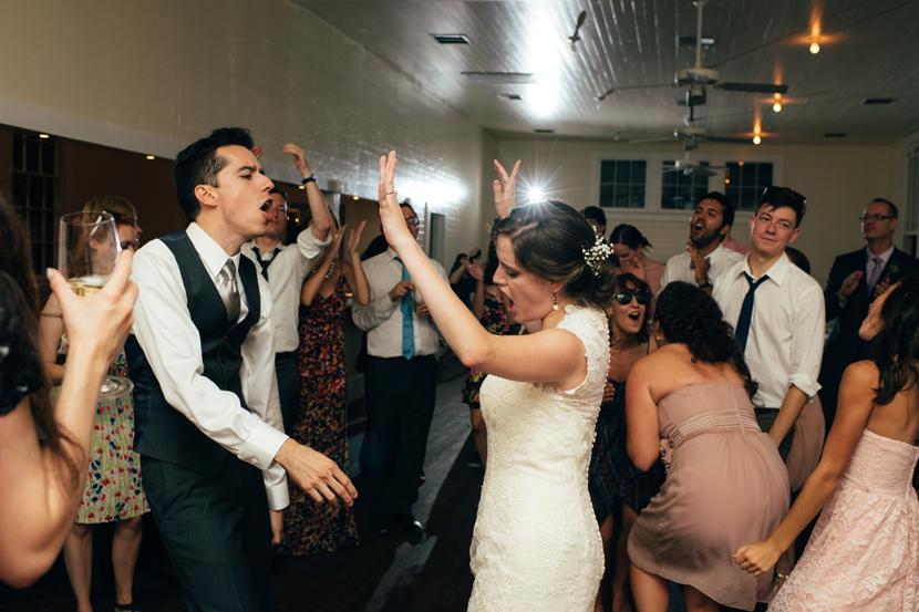 indoor austin wedding reception pictures